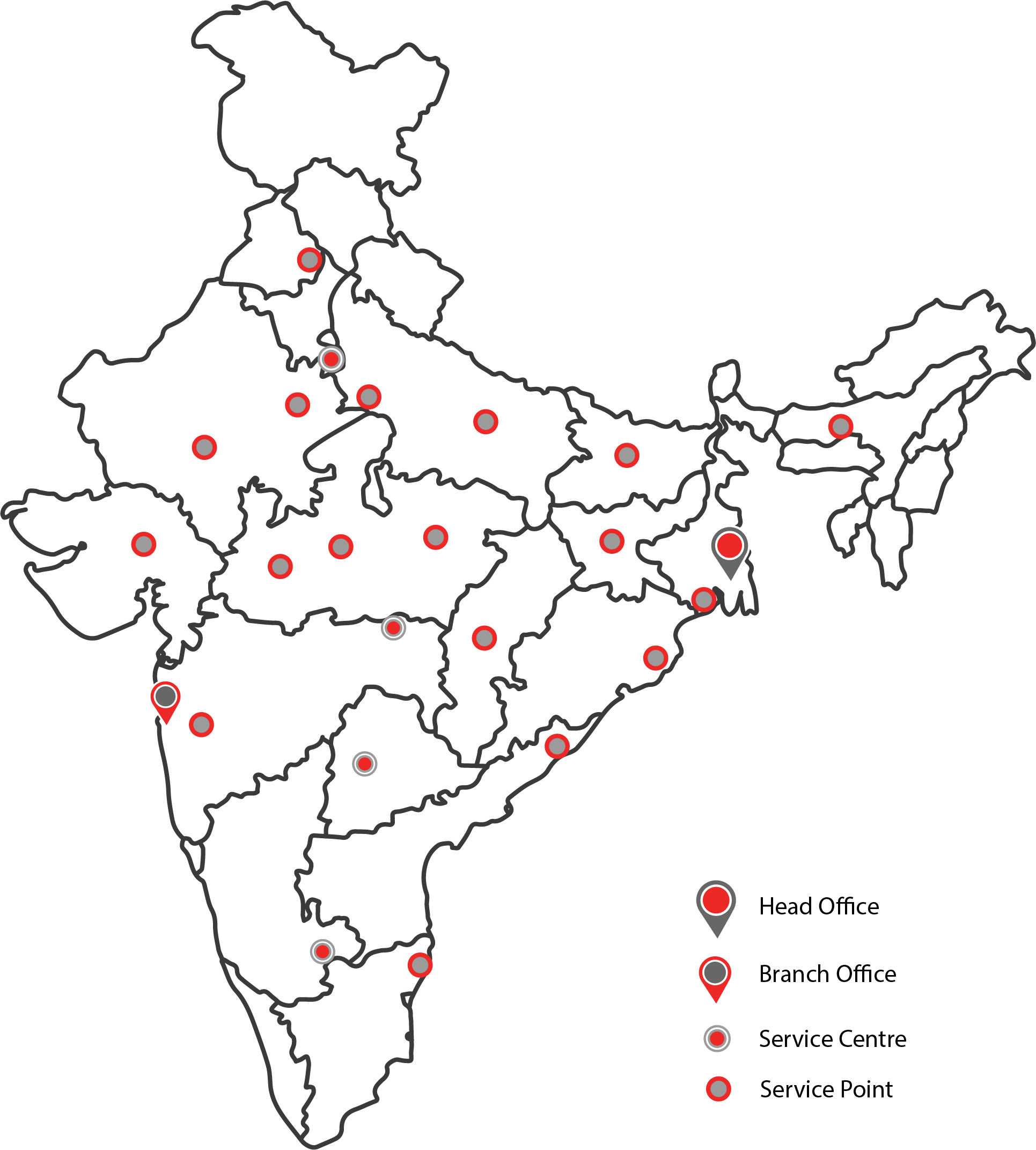 All-India Service Network